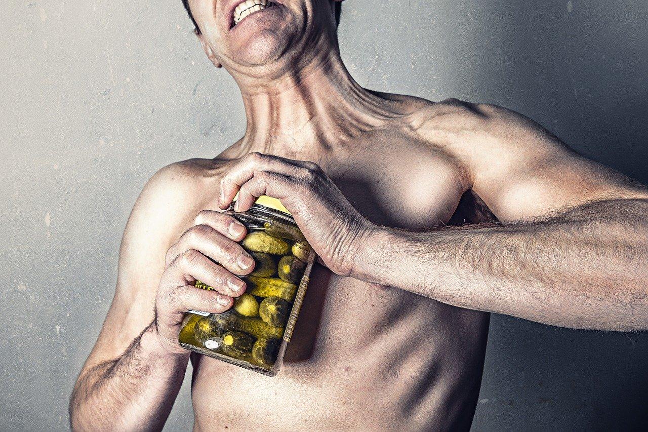 Abnehmen und Muskeln aufbauen mit Aminosäuren